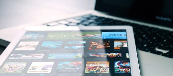 定額動画サービスは見放題が基本
