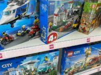 男の子のレゴで好きなのは街を作る