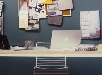 デスクの上がごちゃつくならアイテムやデッドスペースを活用
