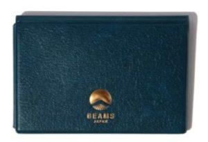 HIGHTIDE × BEAMS JAPAN / 別注 パス & カードケース
